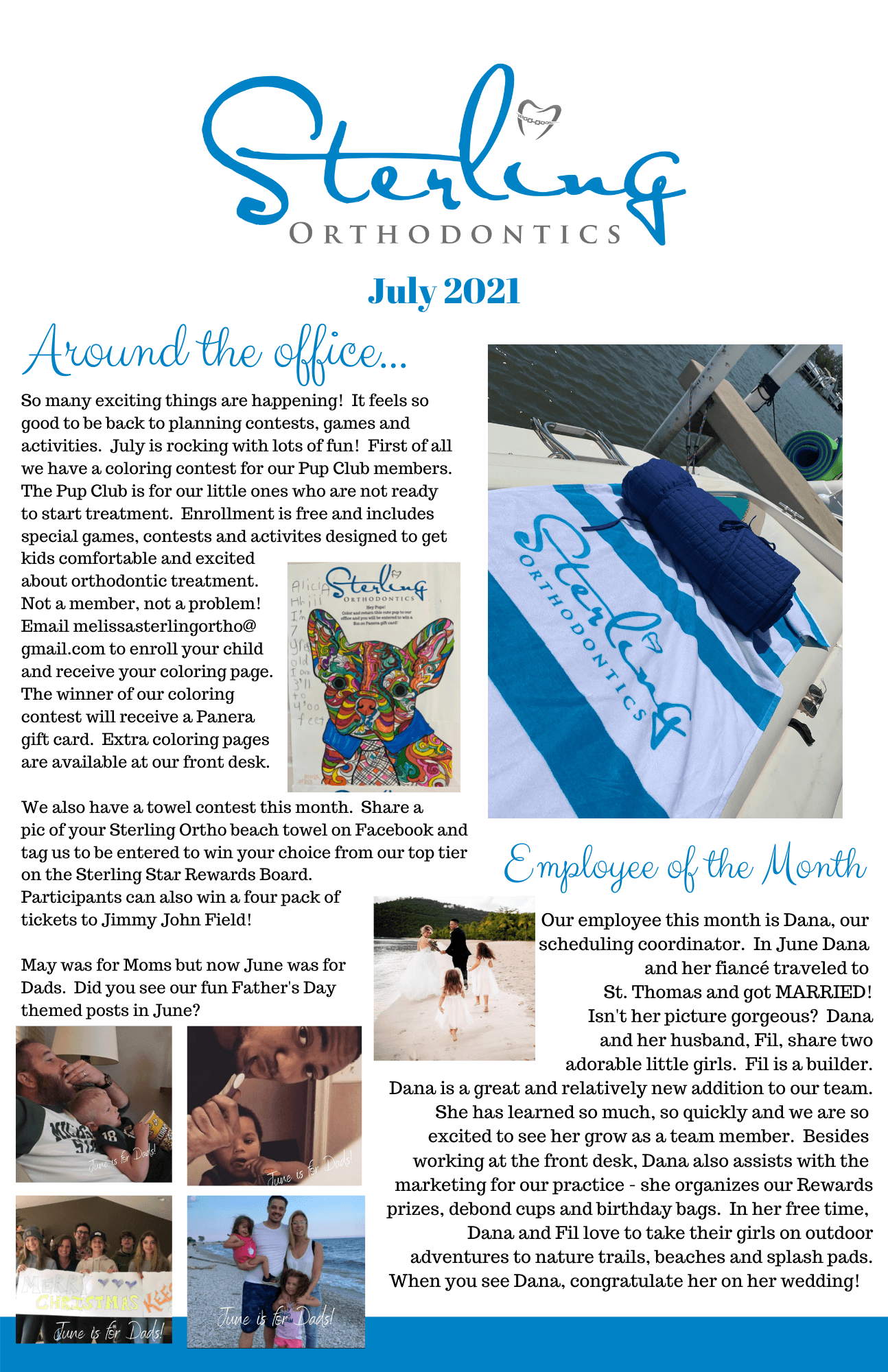 July 2021 blog post
