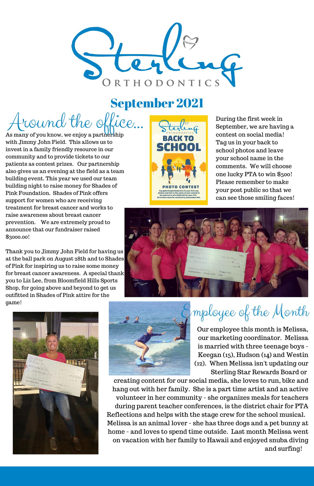 September 2021 blog post